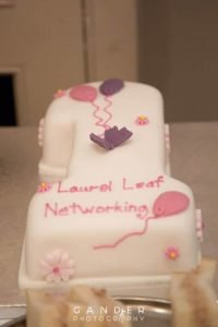 Laurel Leaf 1st Anniversary July Networking 2015
