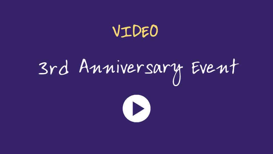 Click here to watch our 3rd year anniversary event