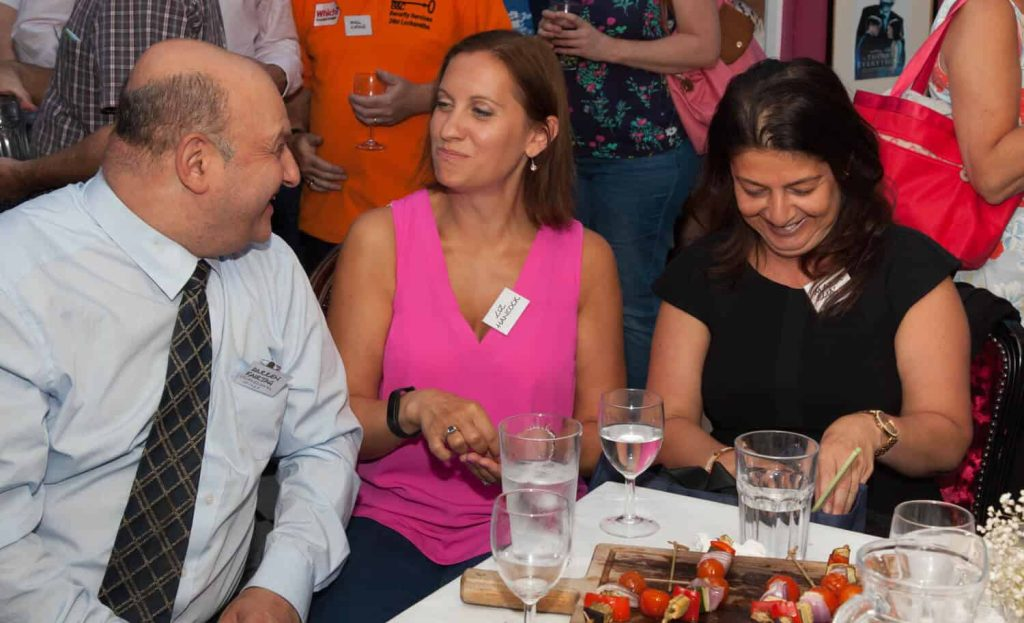 3rd anniversary networking July 2017