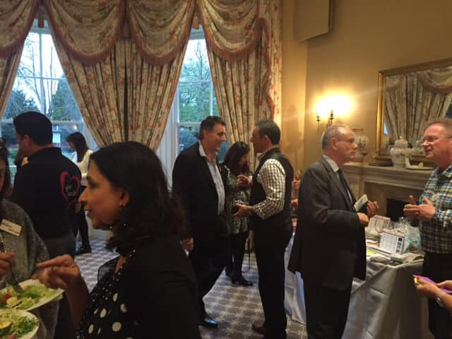 April Networking 2016